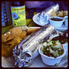 Photo taken at Cancun Taqueria by Kevin S. on 6/19/2012