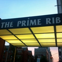 Photo taken at The Prime Rib by James S. on 8/2/2012