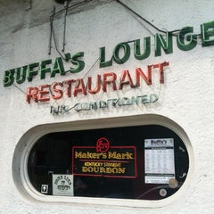 Photo taken at Buffa's Lounge by Shannon R. on 5/5/2012
