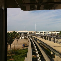 Photo taken at Tram To Gates 60-99 by mr noodle™ on 9/2/2012