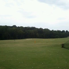 Photo taken at Leatherman Golf Learning Center by Julie B. on 8/4/2012