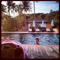 Photo taken at The Elixir Resort - Koh Yao by Suveera B. on 6/17/2012