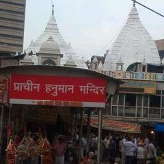 Photo taken at Sri hanuman temple by Himanshu S. on 7/17/2012
