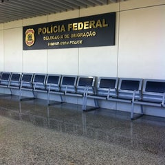 Photo taken at Polícia Federal by Marcia C. on 6/3/2012