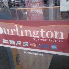Photo taken at Burlington Coat Factory by Devaughn H. on 7/2/2012