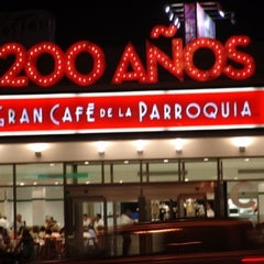 Photo taken at Gran Café de la Parroquia by Fernando A. on 7/14/2012