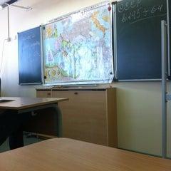 Photo taken at Школа №1387 by Safiya on 4/4/2012