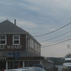 Photo taken at Murphy's Cable Wharf by P J. on 7/29/2012