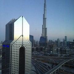 Photo taken at Shangri-La Hotel by Layla T. on 3/6/2012