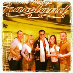 Photo taken at Graceland by Jessica T. on 8/17/2012