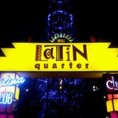 Photo taken at Latin Quarter by Alexsa H. on 6/17/2012