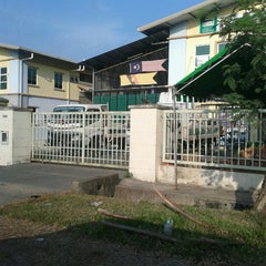 Photo taken at Demak Laut by Zah 0. on 6/23/2012