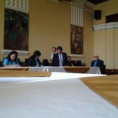 Photo taken at Municipalidad de Miraflores by Ursula Milagros S. on 4/26/2012
