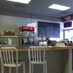 Photo taken at Shoofly Kitchen by Teresa T. on 6/20/2012