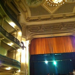Photo taken at Theatro Carlos Gomes by Samuel H. on 7/11/2012