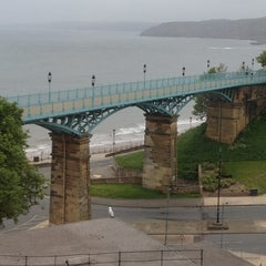 Photo taken at Scarborough by J S. on 5/20/2012