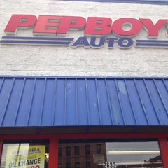 Photo taken at Pep Boys Auto Parts & Service by Eugene L. on 4/25/2012