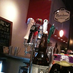 Photo taken at Alcove Wine Bar by Terry W. on 3/31/2012