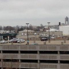 Photo taken at Logan Airport Employee Parking Garage by Bill B. on 3/25/2012
