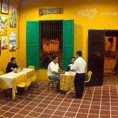Photo taken at Cafetería TIN by El Salvador I. on 4/10/2012