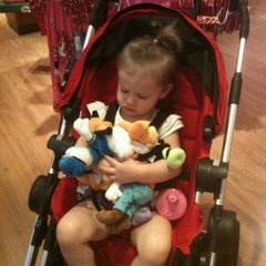 Photo taken at Disney Store by Darrell L. on 9/3/2012