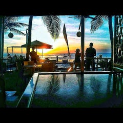 Photo taken at Oceans27 Beach Club & Grill by Jordan D. on 7/22/2012
