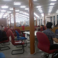 Photo taken at Siti Hasmah Digital Library by Alireza B. on 8/10/2012
