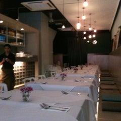 Photo taken at myElephant Thai Restaurant by Yeon Y. on 4/10/2012