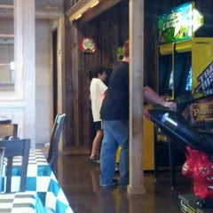 Photo taken at Fuddruckers by Cassandra G. on 7/31/2012