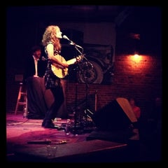 Photo taken at Tractor Tavern by Max B. on 4/4/2012