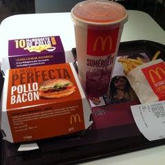 Photo taken at McDonald's by Laercio C. on 7/21/2012