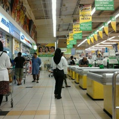 Photo taken at Giant Hypermarket by azie on 7/17/2012
