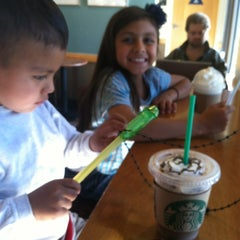 Photo taken at Starbucks by Becky G. on 4/3/2012
