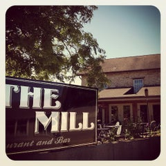 Photo taken at The Mill Restaurant and Pub by William M. on 6/26/2012