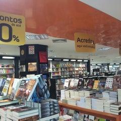 Photo taken at Livraria Leitura by Ricardo M. on 7/11/2012