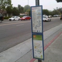 Photo taken at Centinela And Ocean Park Bus Stop by Peter K. on 4/21/2012