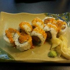 Photo taken at Osaka Japanese Restaurant by Daniela C. on 5/17/2012