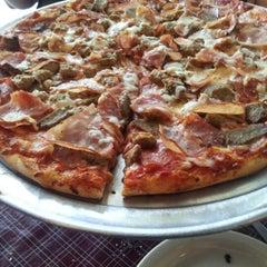 Photo taken at New Yorker Pizza & Restaurant by techmonkey74 S. on 8/20/2012
