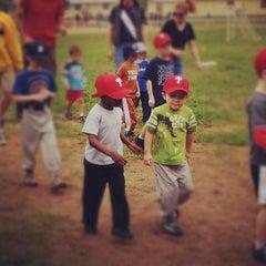 Photo taken at Oak Hill Elementary by Christine B. on 3/24/2012