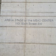 Photo taken at Arena Stage by Regi W. on 9/3/2012