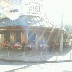 Photo taken at Restaurante Siri by Antonio C. on 5/28/2012