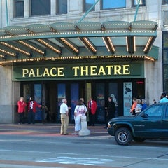 Photo taken at Palace Theatre by Renee S. on 6/13/2012