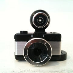 Photo taken at Lomography Gallery Store by Daphne Channa Horn on 6/17/2012