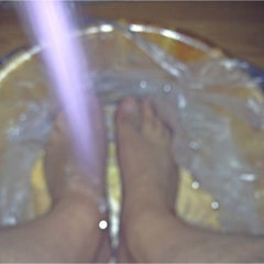 Photo taken at Foot Massage by Warren W. on 6/29/2012