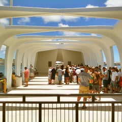 Photo taken at USS Arizona Memorial by William L. on 8/11/2012
