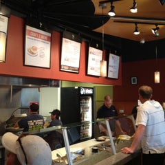 Photo taken at Qdoba Mexican Grill by Scott F. on 6/27/2012
