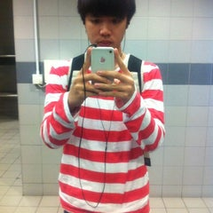 Photo taken at Toilet R&R Seremban by Nigel T. on 6/1/2012