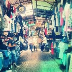 Photo taken at Mercato di Via Sannio by Manuele C. on 4/25/2012