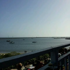 Photo taken at Sam's Chowder House by Shane L. on 4/29/2012