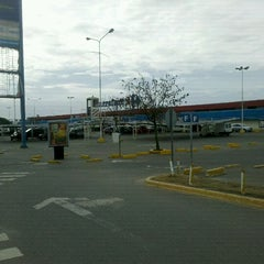 Photo taken at Carrefour by Sergio B. on 7/31/2012